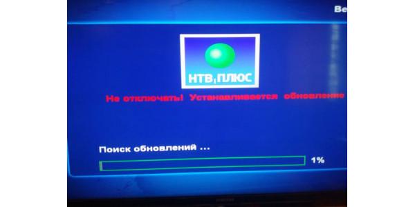 Ошибка 5302 при попытке обновить приставку NTV-PLUS 1 HD VA PVR