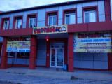 Изготовление и установка баннеров магазин Семейка, ул. Ленина