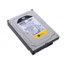 """Жесткий диск 500Гб 3.5"""" для системы видеонаблюдения"""