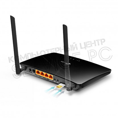 Маршрутизатор TP-LINK TL-MR6400 3G/4G LTE
