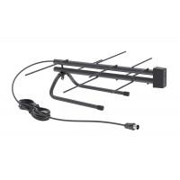 Антенна комнатная с усилителем STR-I-05HDA BAS-5133-5V, DVB-T2, без бп