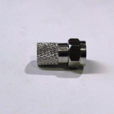 F-коннектор STR-15-211(RF)C для кабеля RG-6, медь, 20 мм
