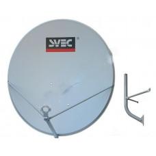 Спутниковая антенна  SVEC SK90-PWT15 - 90 сантиметров, толщина 0.8мм