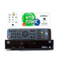 Цифровая ТВ-приставка NTV PLUS 1 HD VA PVR