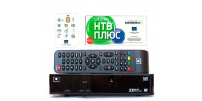Настройка тюнера NTV-PLUS 1HD VA PVR