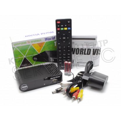 ТВ Приставка World Vision T65M DVB-T2