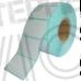Термоэтикетка 40 * 30мм  - 800шт в рулоне