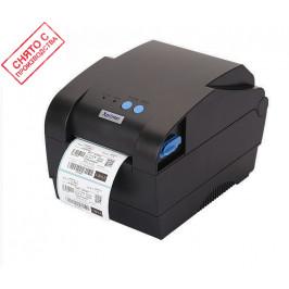 Термопринтер этикеток и чеков XPrinter XP-365B