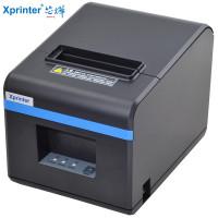 Чековый термопринтер XPrinter XP-N160II с автообрезкой