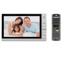 Установка видеодомофона для систем видеонаблюдения