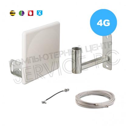 Установка и настройка антенны для 3G / 4G интернета