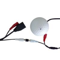 Установка микрофона для систем видеонаблюдения