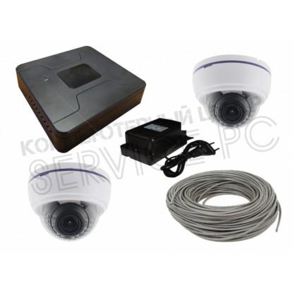 Установка видеорегистратора для систем видеонаблюдения