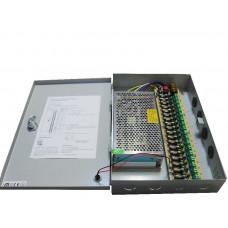 Источник питания S-120-12 (в металлическом коробе, 12В 10A, 18 канальный)