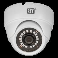 Видеокамера ST-2004, AHD/TVI/CVI/Analog, 2MP, внутренняя, ИК, 2,8mm (121,3 гр.)