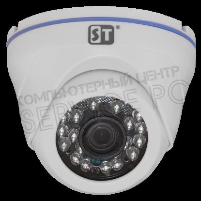 Видеокамера ST-3001 SIMPLE, AHD, 1MP (720p), ИК, 2,8mm (79 гр.)